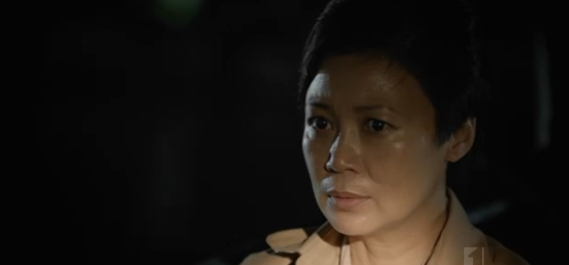 Look at that stone cold acting from Xiang Yun