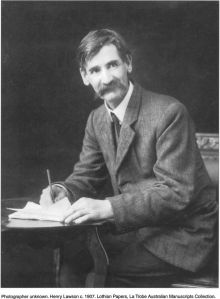 henry lawson - la trobe australian manuscripts collection