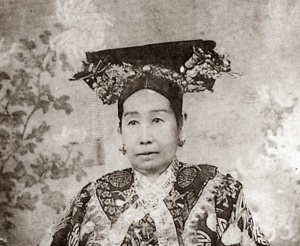 Cixi would never take your orientalist crap