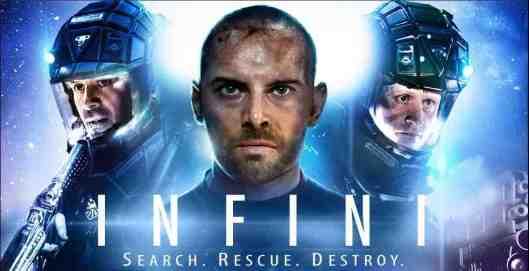 'infini: search. rescue. destroy'