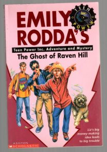 the ghost of raven hill has so many feelings right now