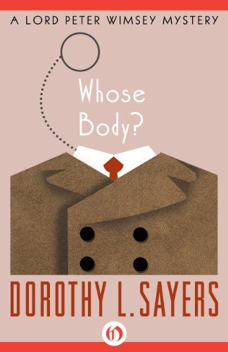 Cover of Whose Body? by Dorothy L Sayers