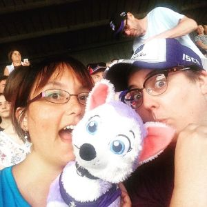 Steph + SJ + softie are keen on the Dockers